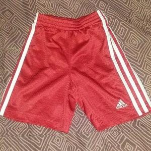 Boys 3T Adidas shorts